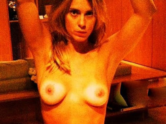 Caroline Dieckmann Nude