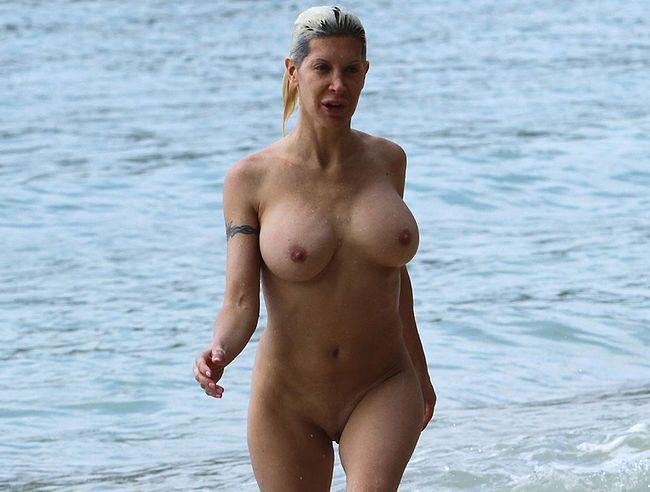 Angelique Morgan Nude