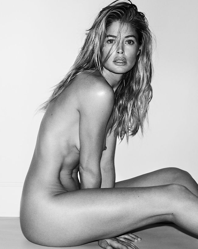 Doutzen Kroes Nude