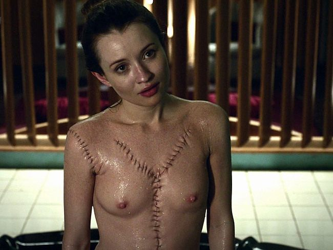 Emily Browning Nude