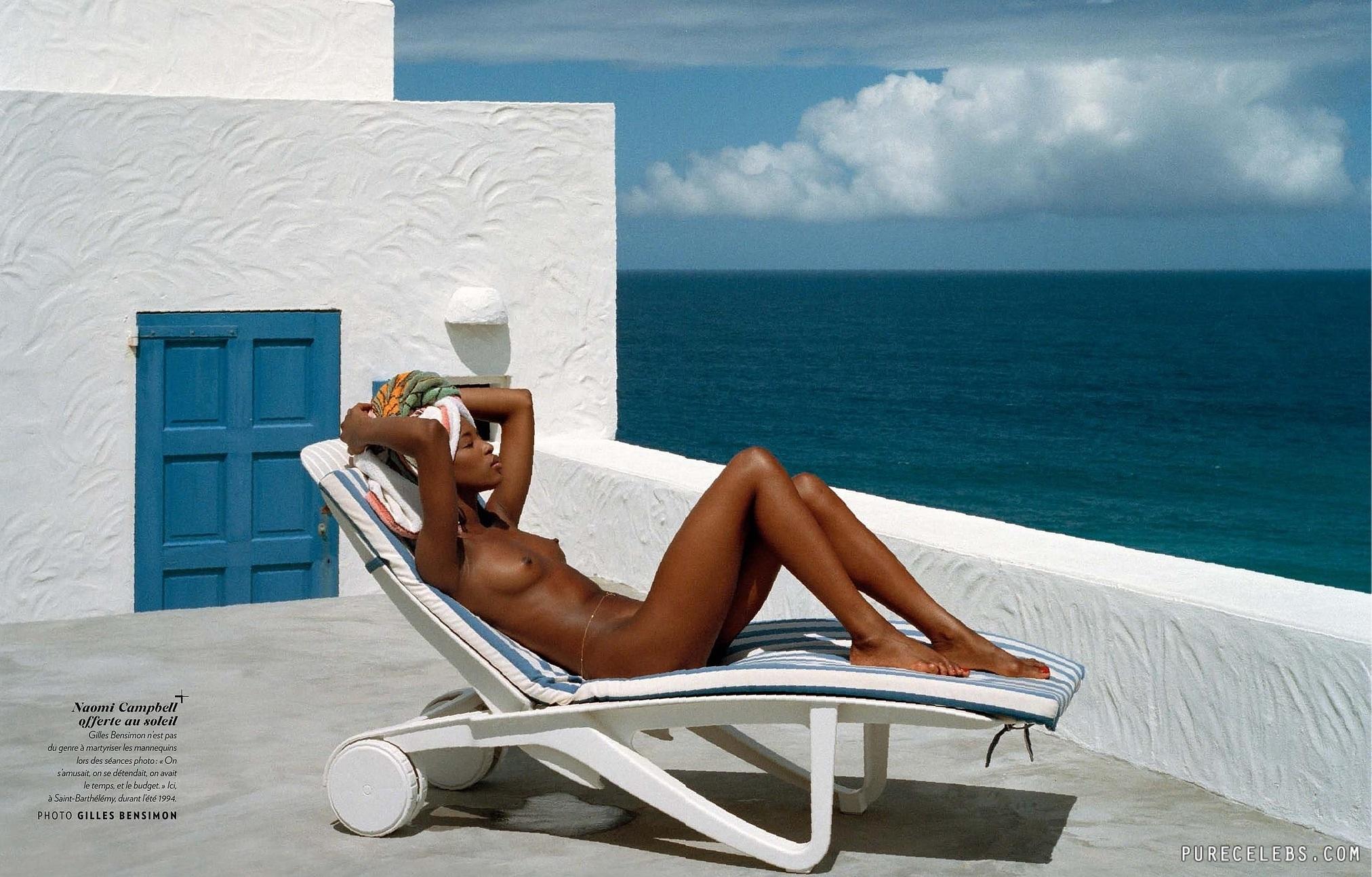 Super Model Naomi Campbell Nude And Sexy Photos