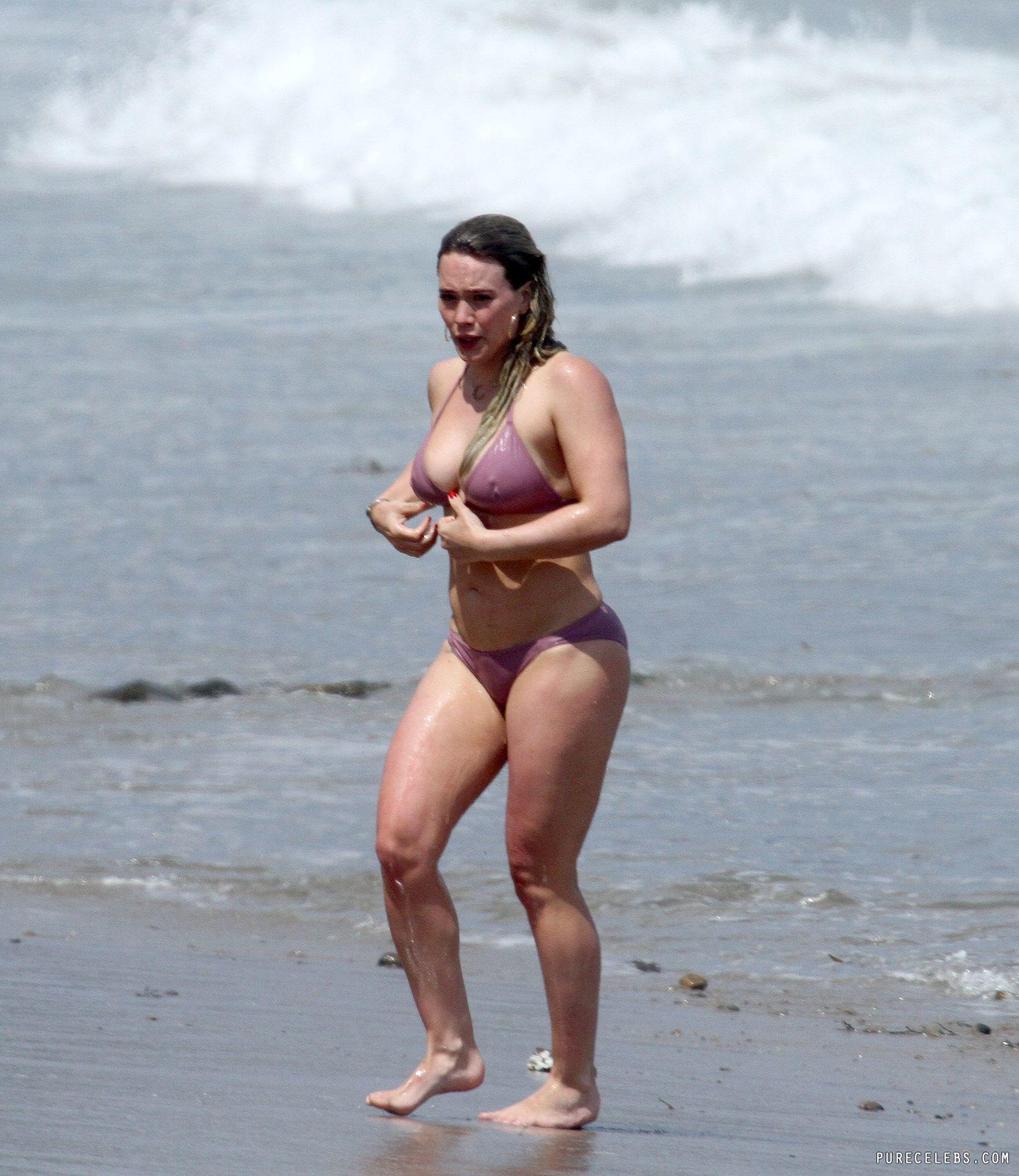 Stars Hilary Duff Nude Paparzzi Pics Scenes