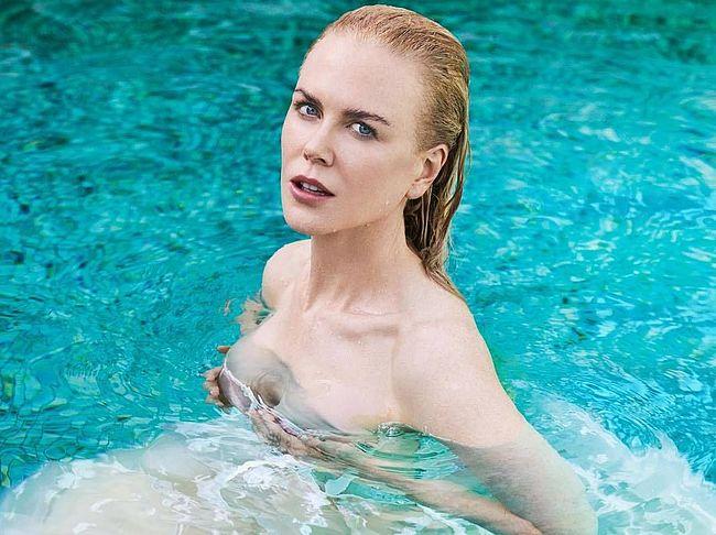 Nicole Kidman Nude