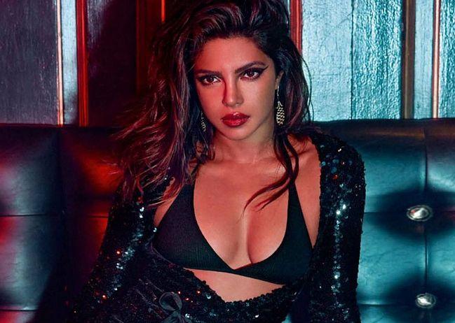 Priyanka Chopra Nude