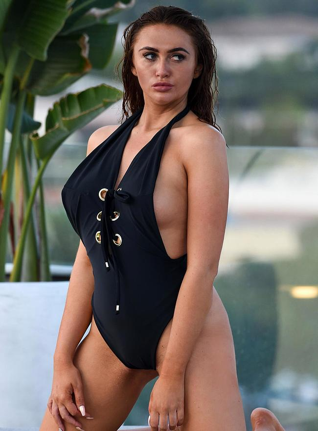 Dawson nude charlotte Charlotte Dawson
