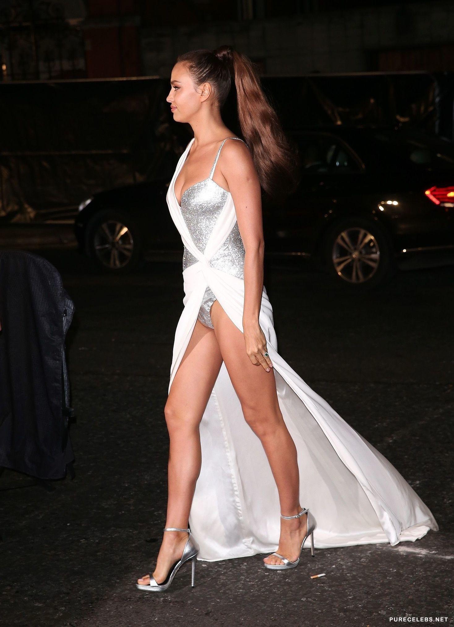 Irina Shayk Nude And Upskirt Photos - NuCelebs.com