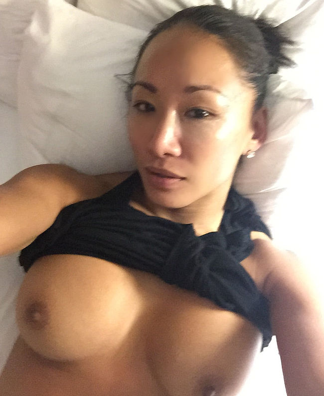 Gail Kim Nude Leaked Thefappening