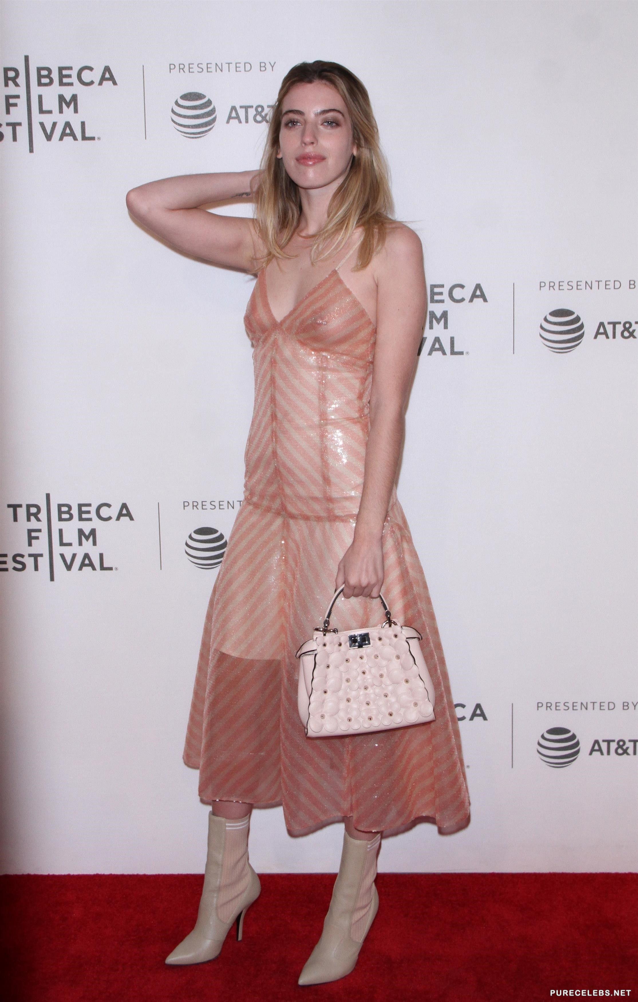 Clara McGregor Nude And See Through Photos - NuCelebs.com