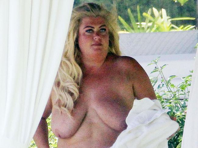 Collins nackt Gemma  Gemma Collins