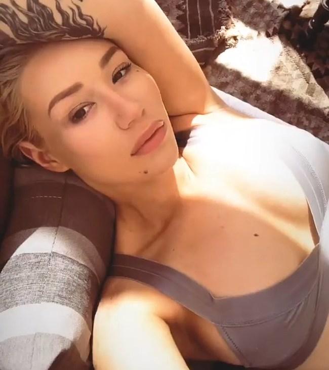 Iggy Azalea nude