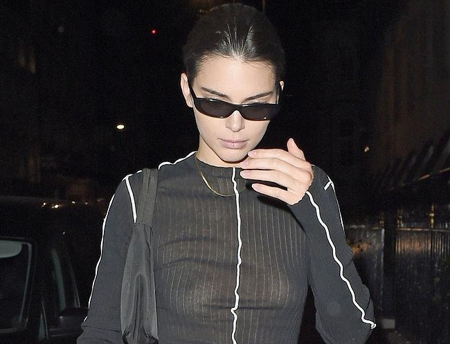 Kendall Jenner sex tape