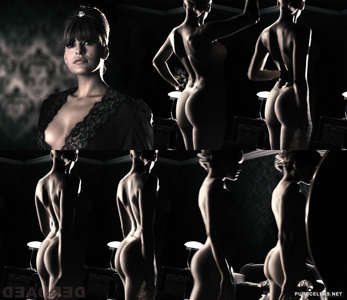 Eva Mendes Tits Ass