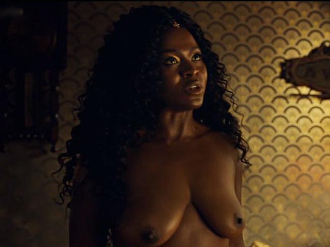Yetide Badaki nude