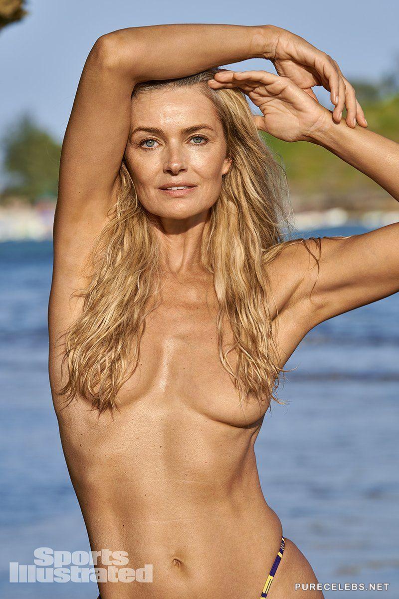 Porizkova nude paulina Yahoo is