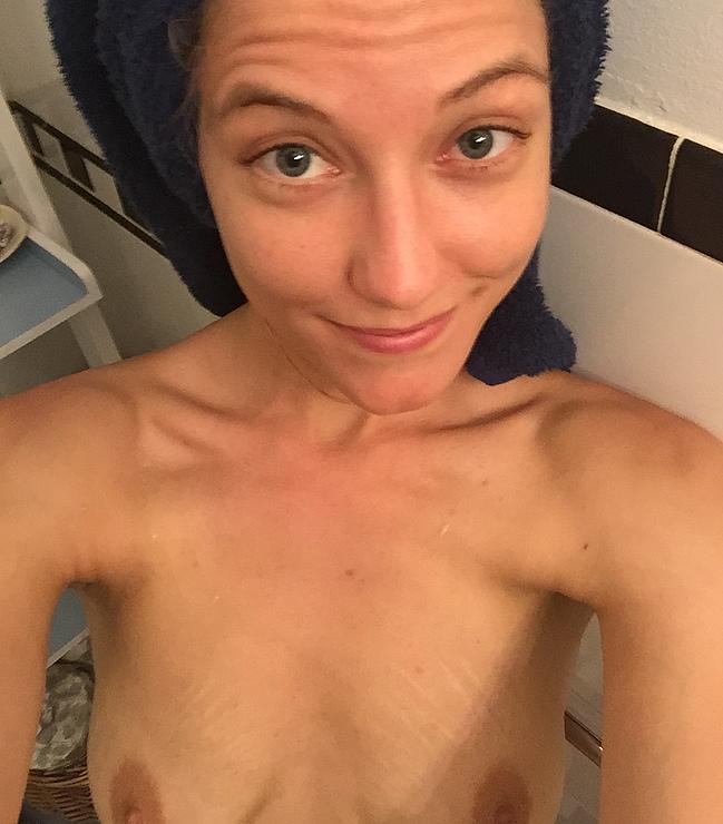 Caitlin Gerard Leaked Nude