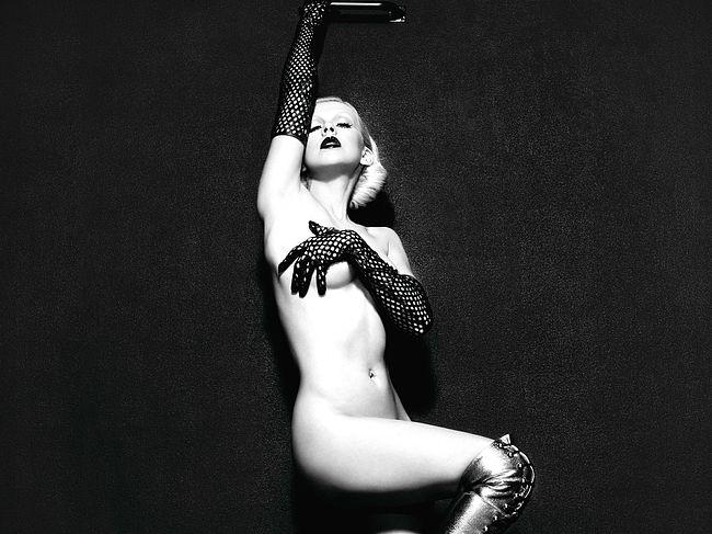 Christina Aguilera Nude