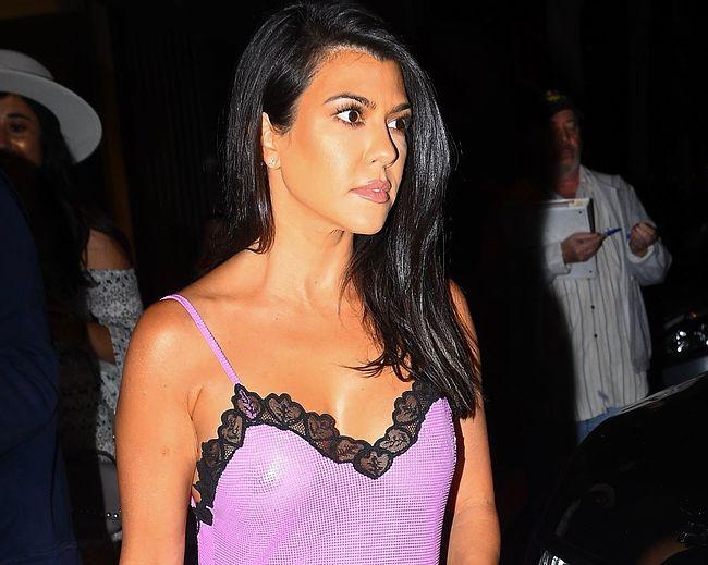 Kourtney Kardashian sextape