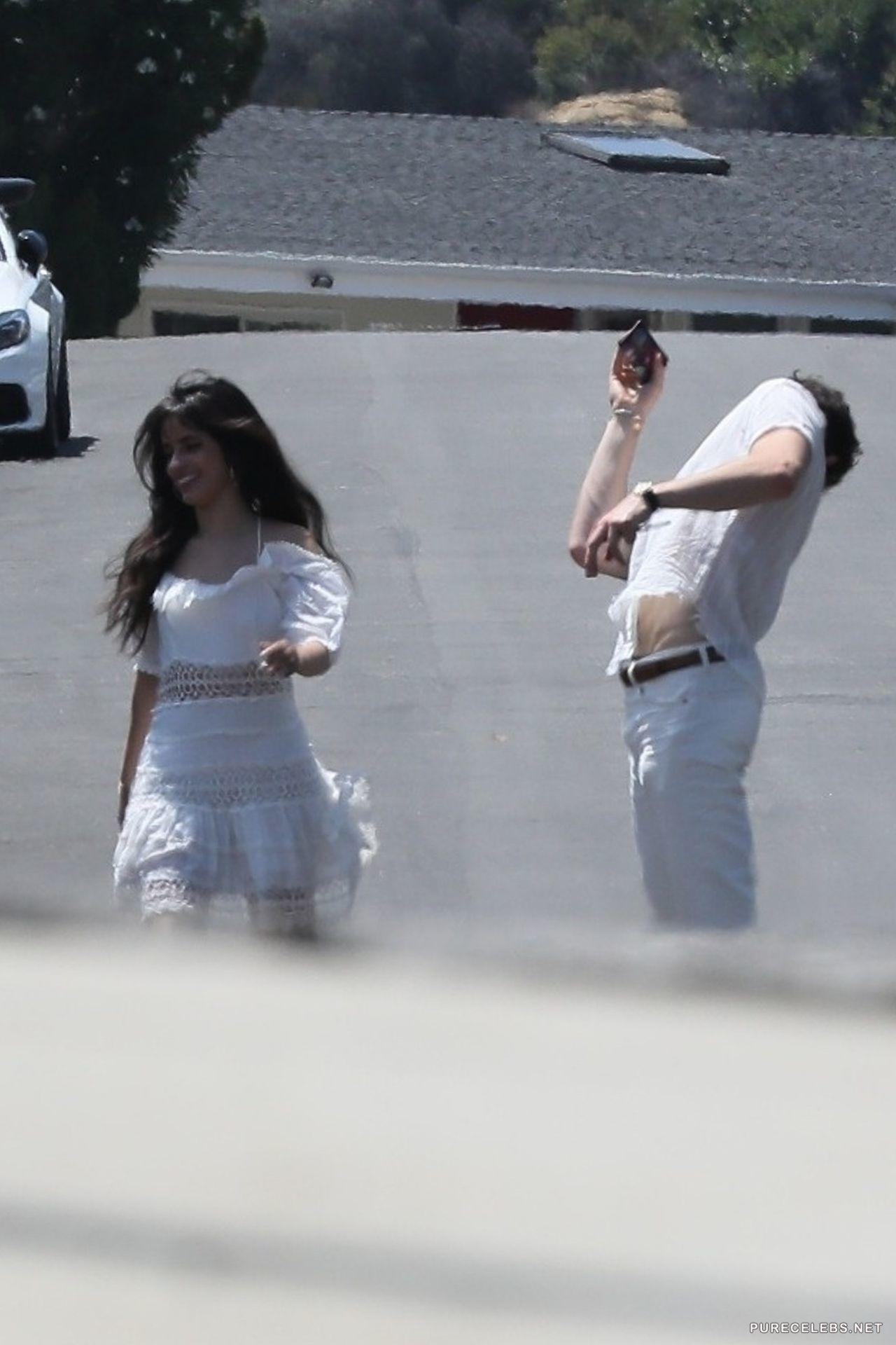 Camila Cabello Paparazzi See Through Tits Photos