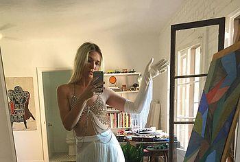 Bergman  nackt Natalie Beck Joins