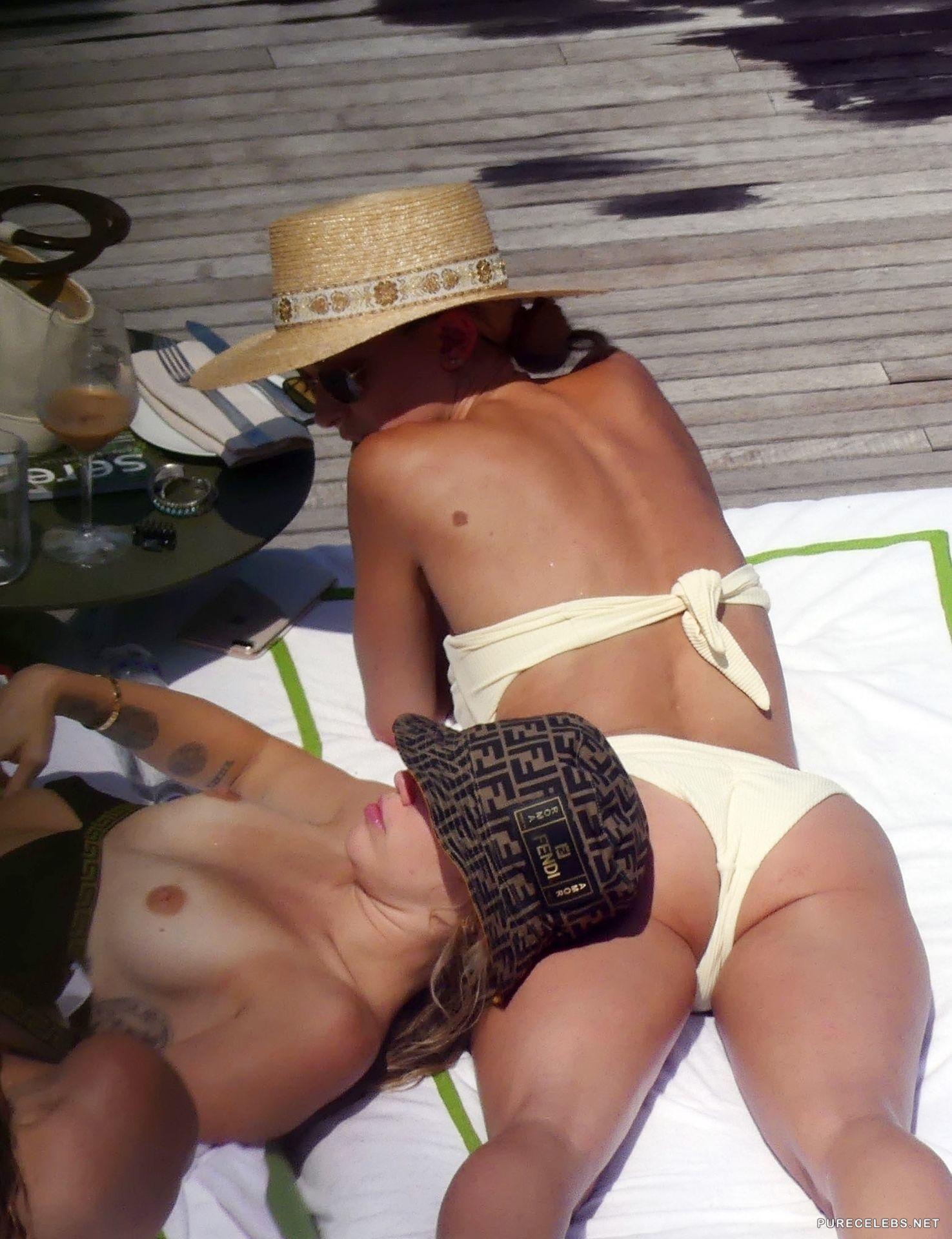 Kaitlynn Carter Nude