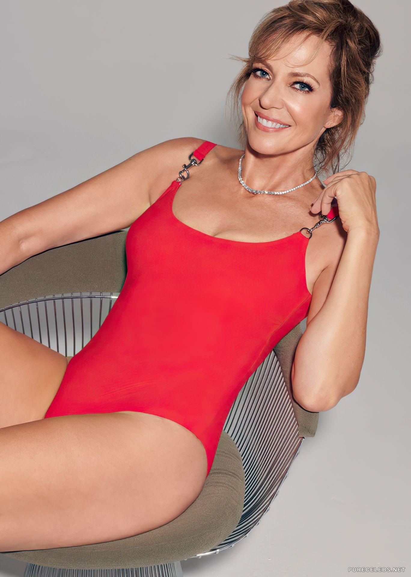 Allison Janney Nude. Allison Janney Bikini - The Welcoming