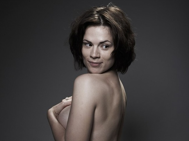 Hayley Atwell nude
