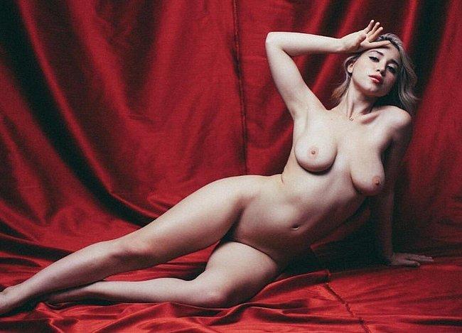 Caylee Cowan nude