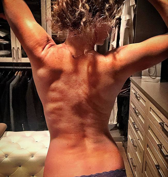 Dina Meyer Nude
