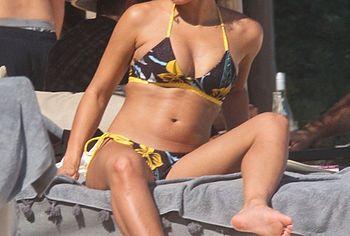 Alisha Wainwright bikini
