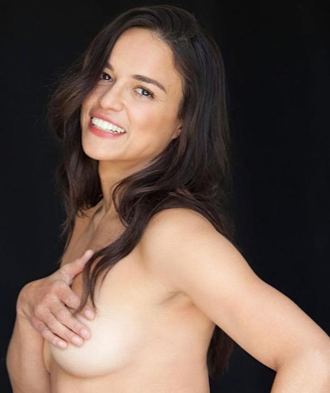 Michelle Rodriguez Porn Pics