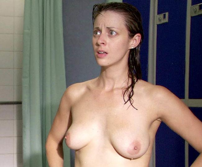 Siwan Morris topless