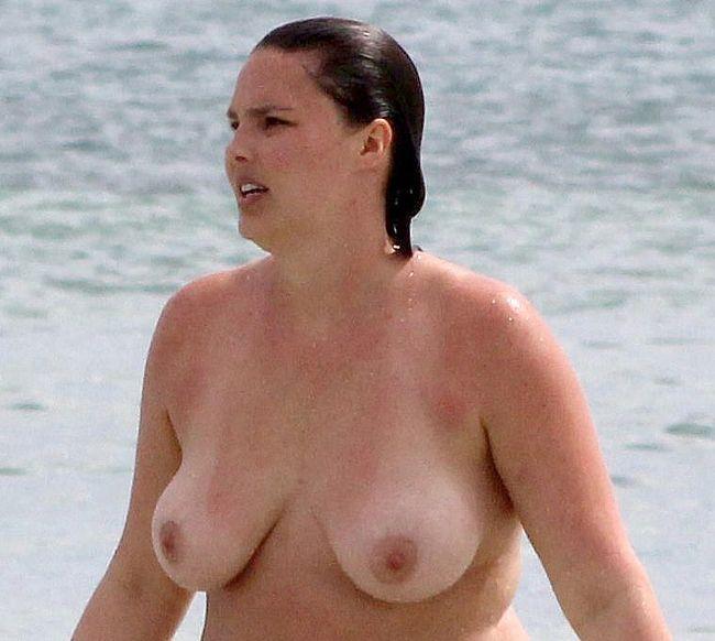 Candice Huffine naked