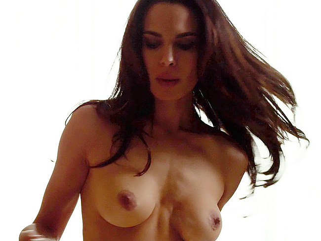 Nadine Velazquez topless tits scenes