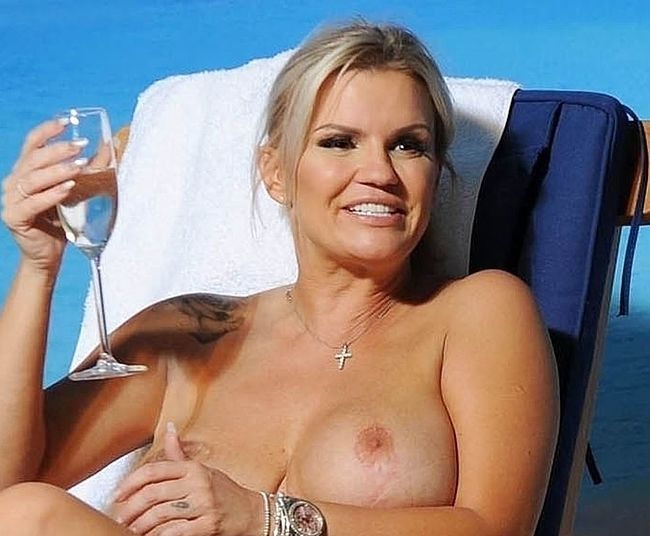 Kerry Katona blowjob