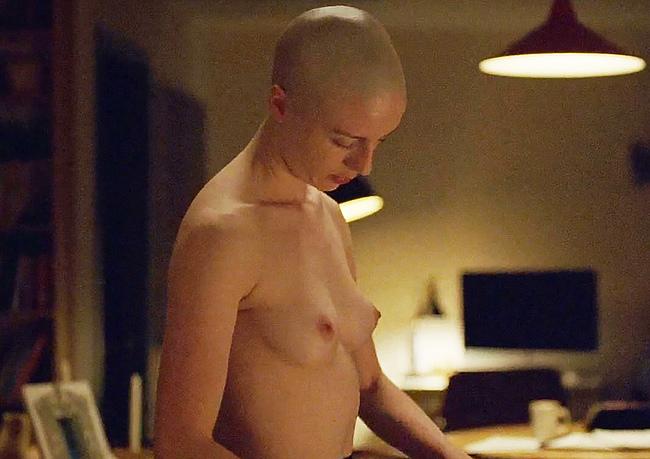 Kacey Rohl nude lesbian sextape