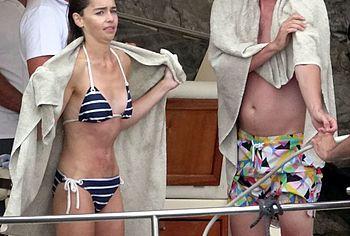 Emilia Clarke thefappening