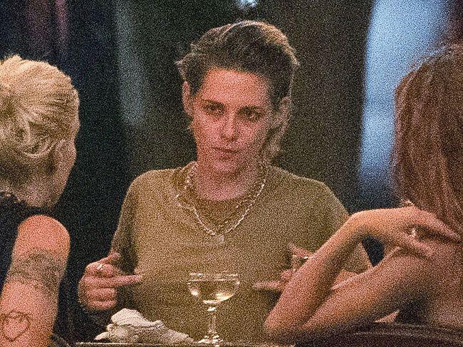 Kristen Stewart oops