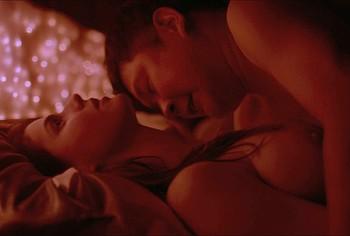 Alexandra Daddario nude sex scenes