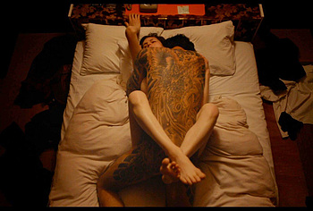 Alexandra Daddario sex scenes