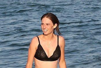 Maya Hawke bikini