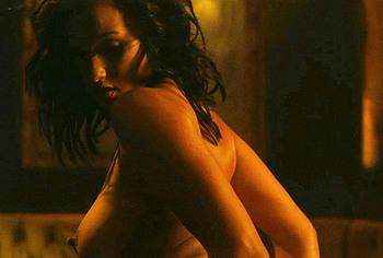 Elarica Johnson naked scenes