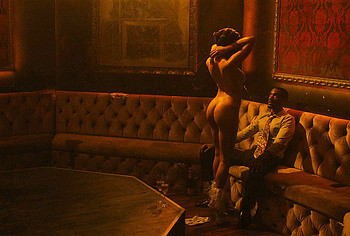 Elarica Johnson nude video