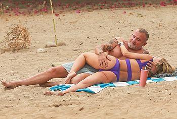 AnnaLynne McCord sex tape beach