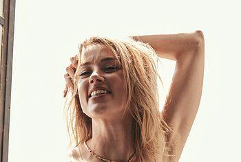 Amber Heard leaked nude shots