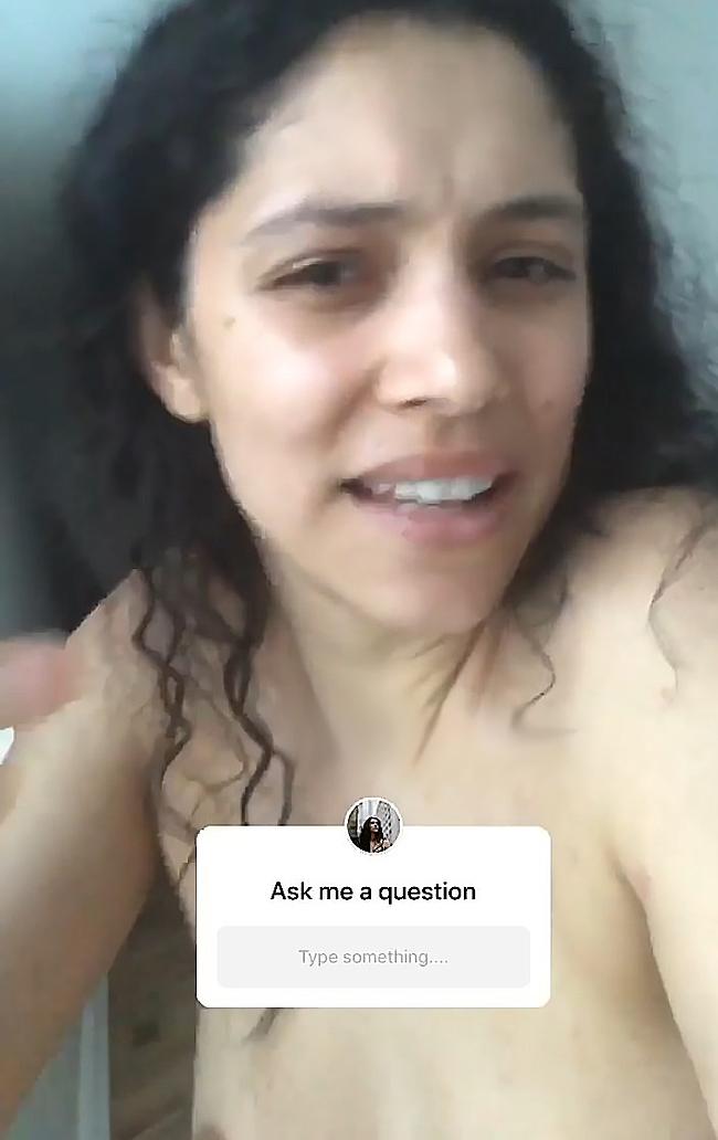 Miranda Rae Mayo nude