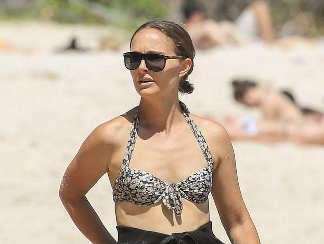 Natalie Portman bikini
