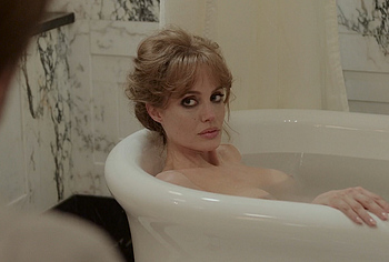 Angelina Jolie naked video