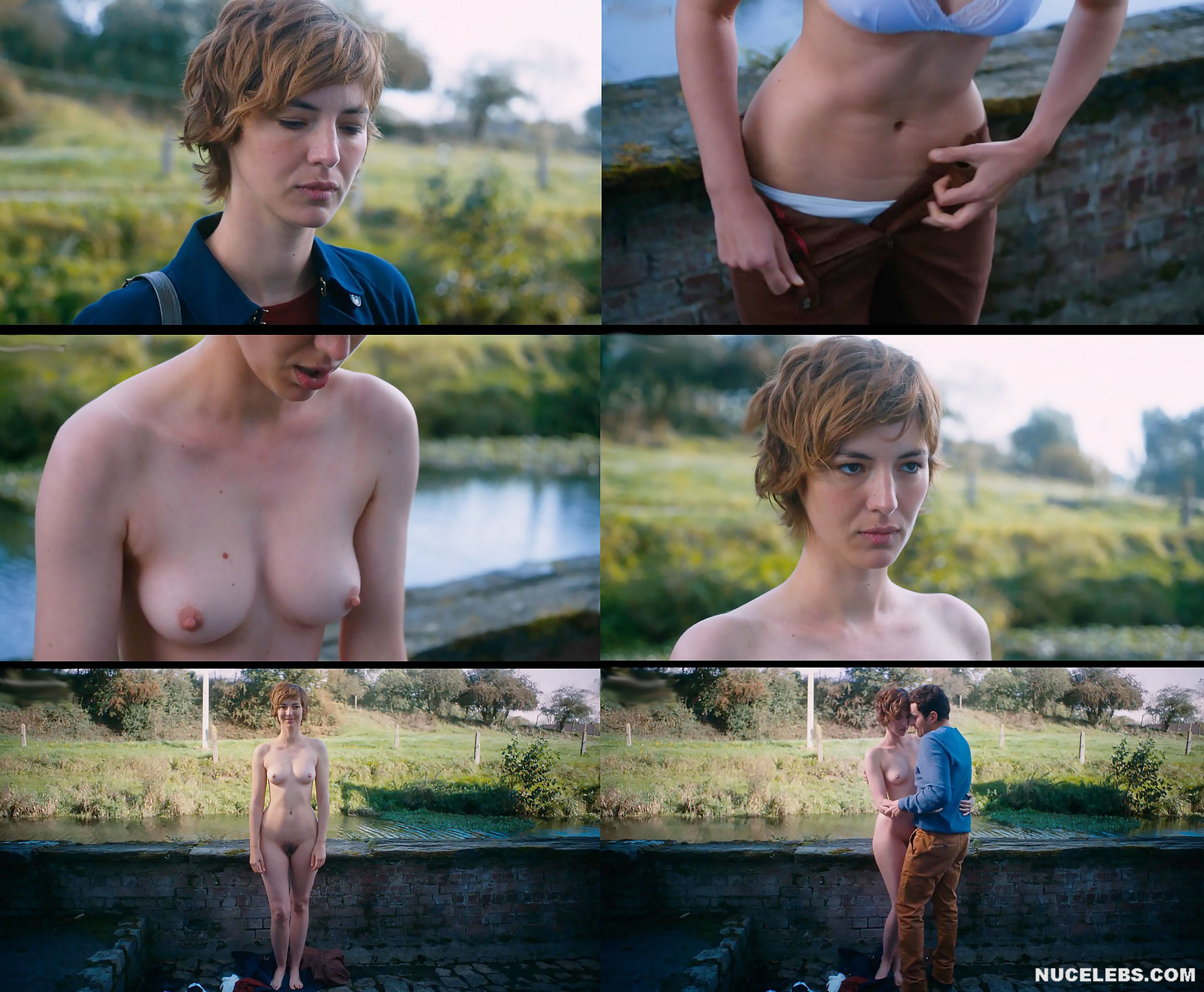 Louise bourgoin nackt