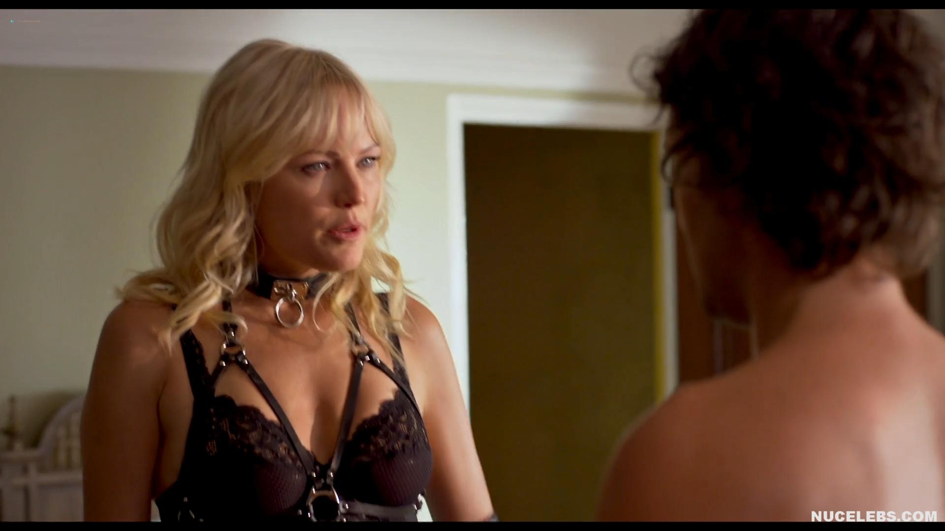 Malin Akerman Lingerie Domination And Sex Scenes