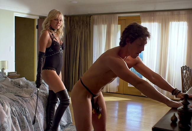Malin Akerman nude bdsm video